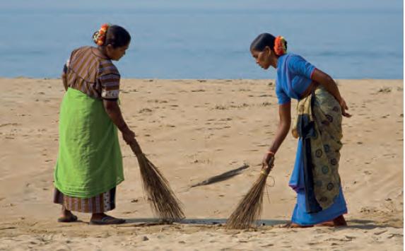 Goa's Patnem Beach